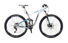 Giant Trance X 29er O white/polished/light blue